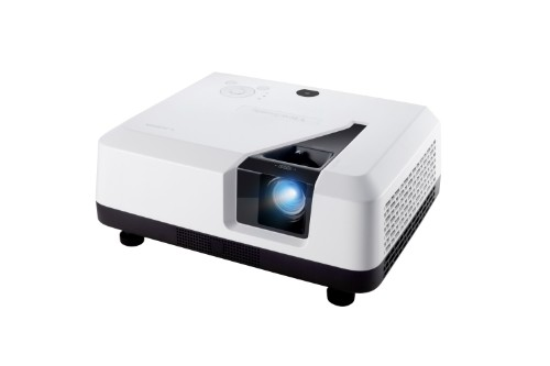 Viewsonic LS700HD data projector 3500 ANSI lumens DMD 1080p (1920x1080) 3D Ceiling / Floor mounted projector Black,White