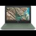 "HP Chromebook 11 G8 EE Verde 29,5 cm (11.6"") 1366 x 768 Pixeles Intel® Celeron® N 4 GB LPDDR4-SDRAM 32 GB eMMC Wi-Fi 5 (802.11ac) Chrome OS"