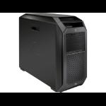 HP Z8 G4 Intel® Xeon® 4108 32 GB DDR4-SDRAM 1000 GB HDD Black Tower Workstation