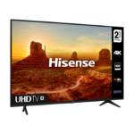 "Hisense A7100F 65A7100FTUK TV 165.1 cm (65"") 4K Ultra HD Smart TV Wi-Fi Black"