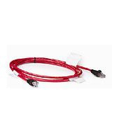 Hewlett Packard Enterprise KVM 6.1m Red networking cable