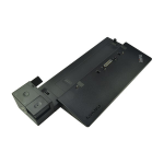 2-Power ALT265783B notebook dock/port replicator Wired USB 3.2 Gen 1 (3.1 Gen 1) Type-A Black