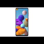 "Samsung Galaxy A21s SM-A217F 16.5 cm (6.5"") Dual SIM Android 10.0 4G USB Type-C 3 GB 32 GB 5000 mAh Blue"