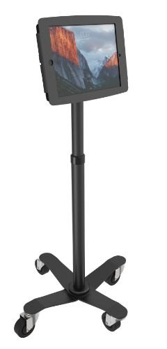 Compulocks Rolling Cart VESA Medical Floor Stand