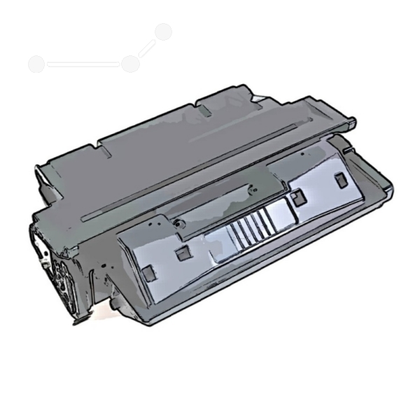 Xerox 006R03135 (XC8061A) compatible Toner black, 6K pages, Pack qty 1 (replaces HP 61A)