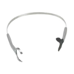 EPOS | Sennheiser SHS 01 headphone pillow Black,Silver 1 pc(s)
