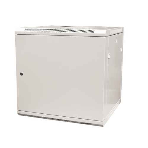 Garbot W02-6612MW rack cabinet 19U Wall mounted rack White