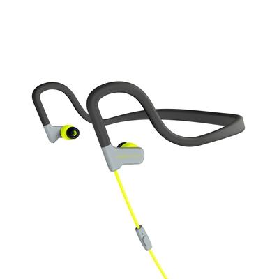 Energy Sistem 429363 auricular y casco Auriculares gancho de oreja, Dentro de oído Amarillo