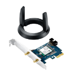 ASUS PCE-AC55BT B1 Internal WLAN/Bluetooth 1167 Mbit/s