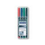 Staedtler Lumocolor permanent universal pen box permanent marker