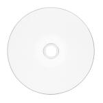 Verbatim DVD-R 4.7GB 8X DataLifePlus, White Thermal Printable, Hub Printable 50pk Spindle 4.7GB DVD-R 50pcs