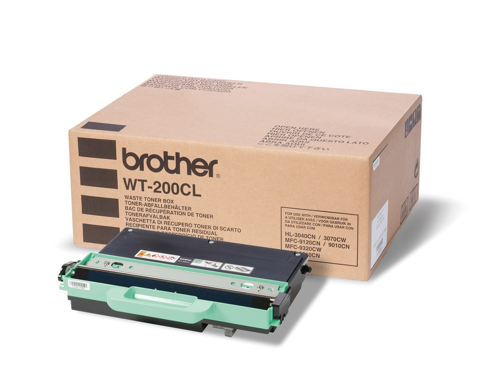 Brother WT-200CL cartucho de tóner Original 1 pieza(s)