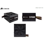 Corsair CV550 power supply unit 550 W ATX Black