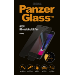 PanzerGlass Plus fit Privacy Anti-glare screen protector Mobile phone/Smartphone Apple 1 pc(s)