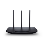 TP-LINK TL-WR940N Fast Ethernet Black wireless router