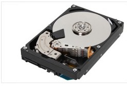 Hard Drive 3TB Nearline SATA 6gb/s 3.5in 7200rpm 128MB 512e