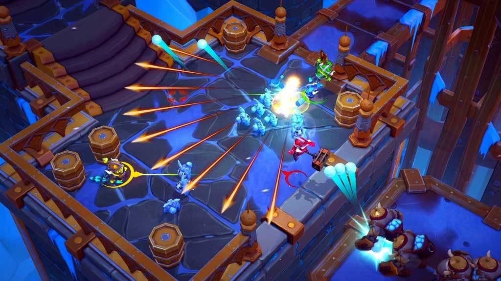 Nexway Super Dungeon Bros vídeo juego PC Básico Español
