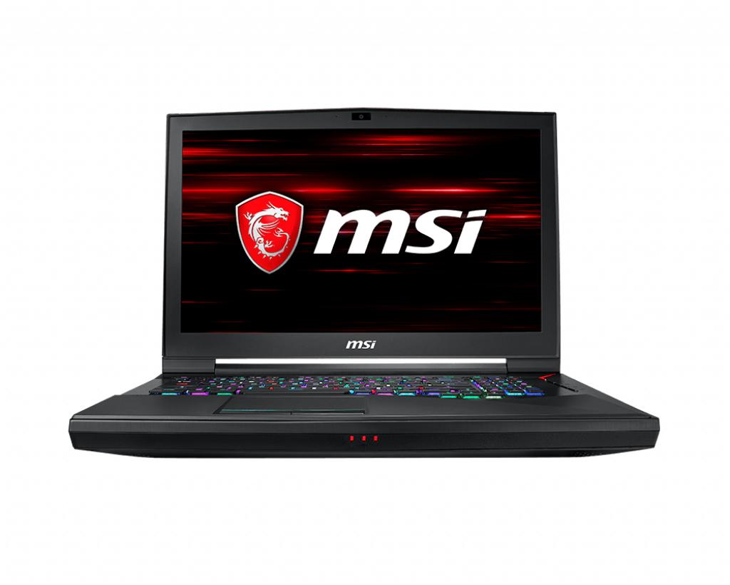 MSI Gaming GT75 8SG-058UK Titan Black Notebook 43.9 cm (17.3