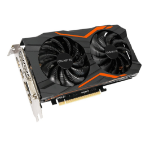 Gigabyte GeForce GTX 1050 Ti G1 Gaming 4G