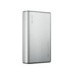 Canyon CND-TPBQC10S power bank Silver Lithium Polymer (LiPo) 10000 mAh