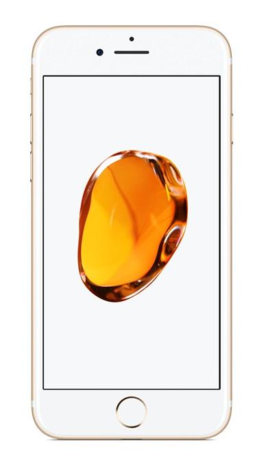 "Apple iPhone 7 11.9 cm (4.7"") 2 GB 128 GB Single SIM 4G Gold 1960 mAh"