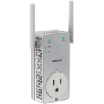 Netgear EX3800-100UKS Network repeater White