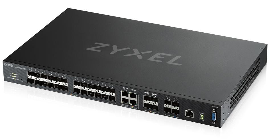 ZyXEL XGS4600-32F Managed L3 Black