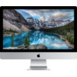 """Apple iMac 3.2GHz 27"""" 5120 x 2880pixels Silver All-in-One PC"""