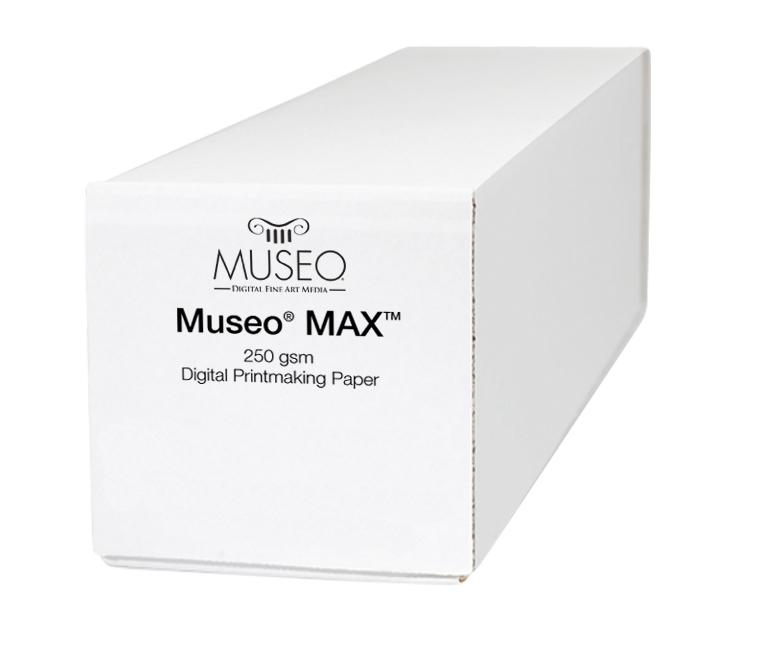"""Canon Museo Max 250g/m 24"""" White photo paper"""