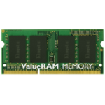 Kingston Technology ValueRAM 8GB DDR3 1333MHz Module 8GB DDR3 1333MHz geheugenmodule