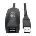 Tripp Lite U330-05M USB 3.0 SuperSpeed Active Extension Repeater Cable (A M/F), 5M (16.4 ft.)