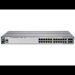 Aruba, a Hewlett Packard Enterprise company Aruba 2920 24G POE+ Managed L3 Gigabit Ethernet (10/100/1000) Grey 1U Power over Ethernet (PoE)