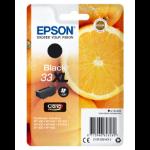 Epson Oranges Singlepack Black 33XL Claria Premium Ink