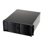 Fantec TCG-4860KX07-1 Rack Black computer case