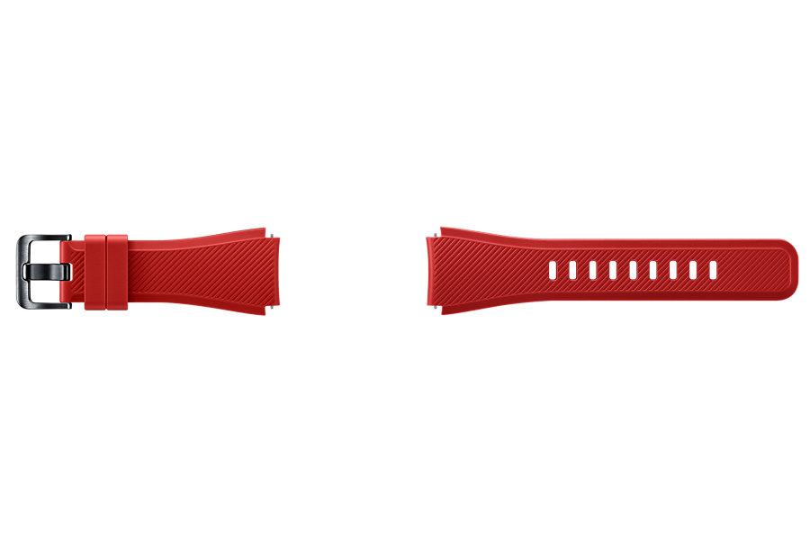 Samsung ET-YSU76MREGWW Band Red Silicone