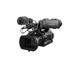 Sony PMW-300K1 Shouldercam CMOS Full HD Black hand-held camcorder