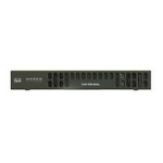 Cisco ISR 4221 Ethernet LAN Black wired router