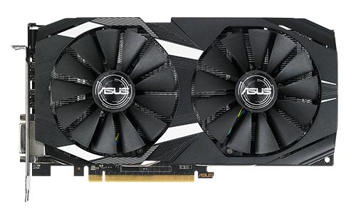 ASUS DUAL-RX580-O8G Radeon RX 580 8GB GDDR5 graphics card