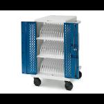 BRETFORD Core M Cart Designed for 36 Chromebooks; tablets/l aptops
