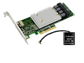 Microsemi SmartRAID 3154-16i RAID controller PCI Express x8 3.0 12 Gbit/s