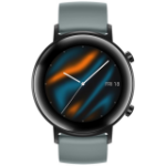 "Huawei WATCH GT2 AMOLED 3.05 cm (1.2"") 42 mm Black, Khaki GPS (satellite)"