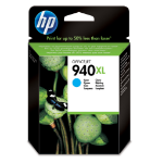 HP C4907AE (940XL) Ink cartridge cyan, 1.4K pages, 21ml