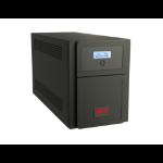 APC Easy UPS SMV Unterbrechungsfreie Stromversorgung UPS Line-Interaktiv 2000 VA 1400 W 6 AC-Ausgänge
