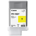 Canon 6624B001 (PFI-106 Y) Ink cartridge yellow, 130ml 6624B001AA