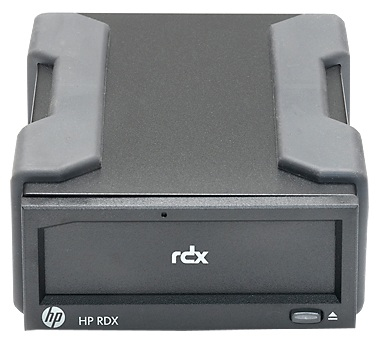 Hewlett Packard Enterprise RDX USB 3.0 Grey