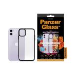 PanzerGlass Apple iPhone 11 Black Frame Black Frame (HoneyComb)
