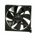 Noiseblocker BlackSilentPro PL2 Computer case Fan 12 cm Black