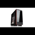 In Win 503 Full-Tower Zwart, Rood computerbehuizing