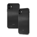 "Moshi iGlaze mobile phone case 15.5 cm (6.1"") Skin case Black"