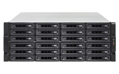 QNAP TS-2477XU-RP NAS Rack (4U) Ethernet LAN Black 2700